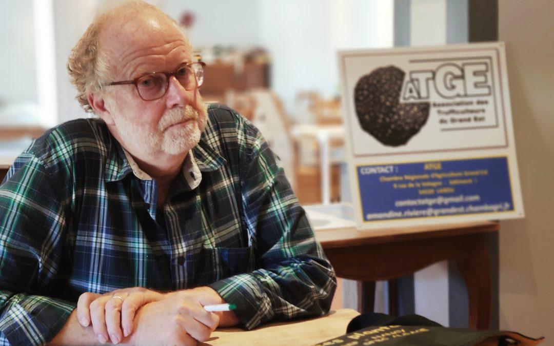 Léon Wehrlen, nouveau président de l'ATGE